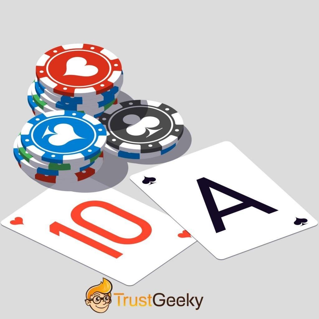 Blackjack - Ten Ace
