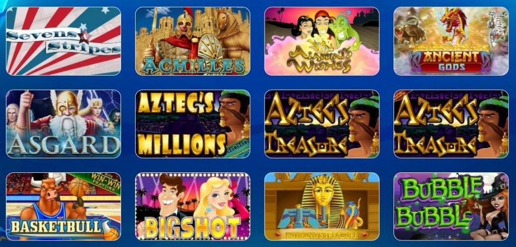 Las Atlantis Casino Online Slots